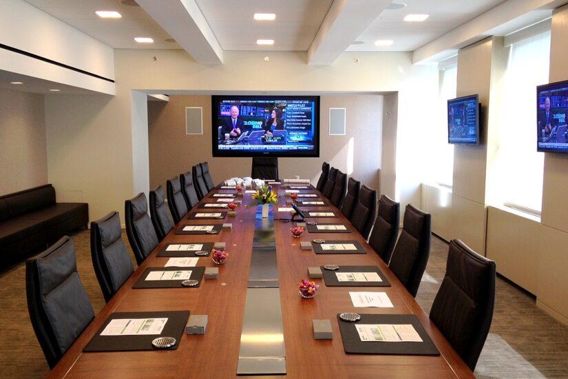 New York City Training Rooms