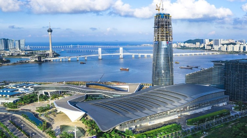 Zhuhai International Convention And Exhibition Centre