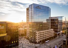 Denver office shen milsom wilke acoustics and for Office design denver
