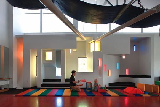Classroom Design For Visually Impaired ~ Anchor center for blind children shen milsom wilkeshen