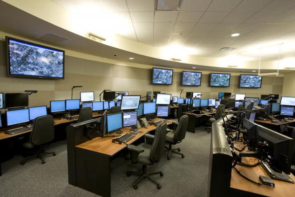 Jersey City Public Safety Communication Center, 911 and Radio