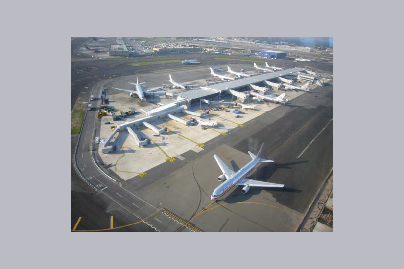 American Airlines Terminal, JFK Airport - Shen Milsom