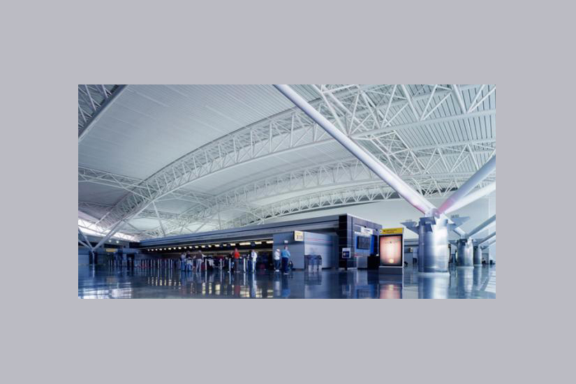 American Airlines Terminal Jfk Airport Shen Milsom