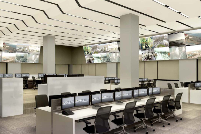 New York Police Department Joint Operations Center (JOC ...