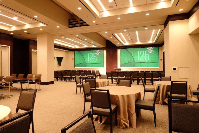 Northern Trust Corporate Lobby And Global Conference Center Chicago