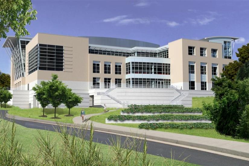 Northern Virginia Community College, Tyler Hall ...