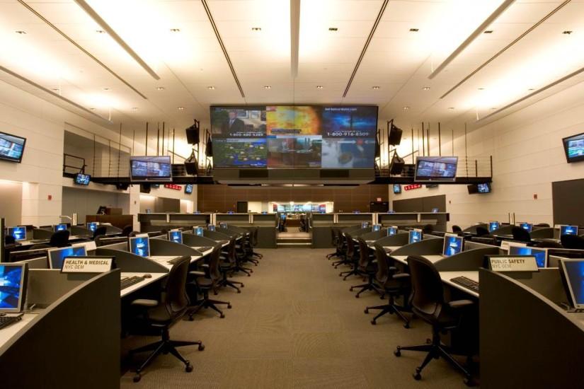 New York City Office Of Emergency Management Shen Milsom