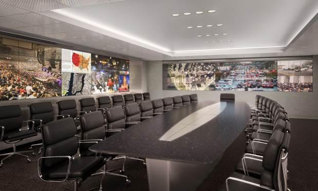 Facebook Conference Room