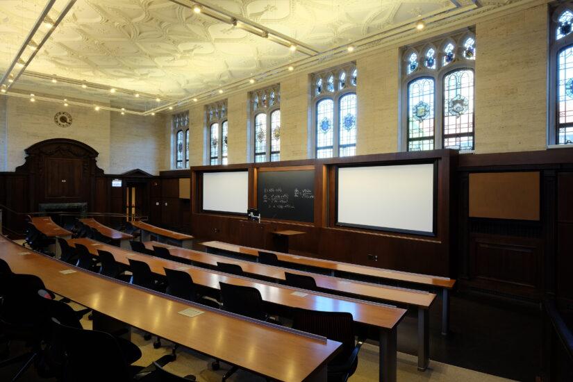 University Of Chicago Saieh Hall For Economics Sm Amp W