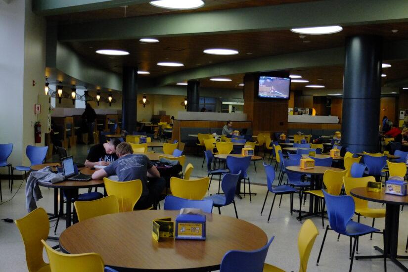 University Of Eau Claire >> University Of Wisconsin Eau Claire W R Davies Student Center