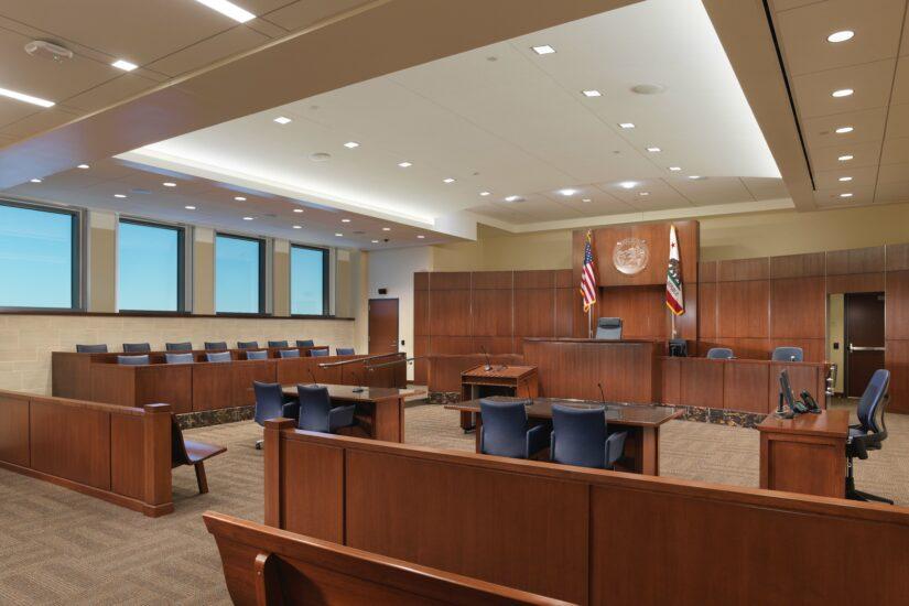Yolo County Courthouse Shen Milsom Amp Wilkeshen Milsom