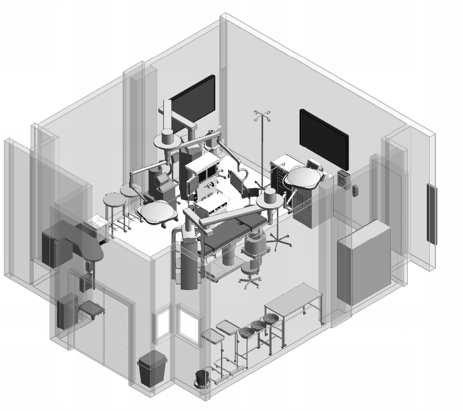 Operating Room - Medical Equipment Planning