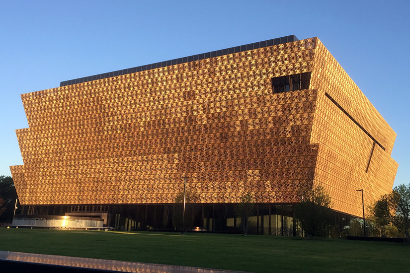 Case Study Building Silently Acoustics Design At Smithsonian S