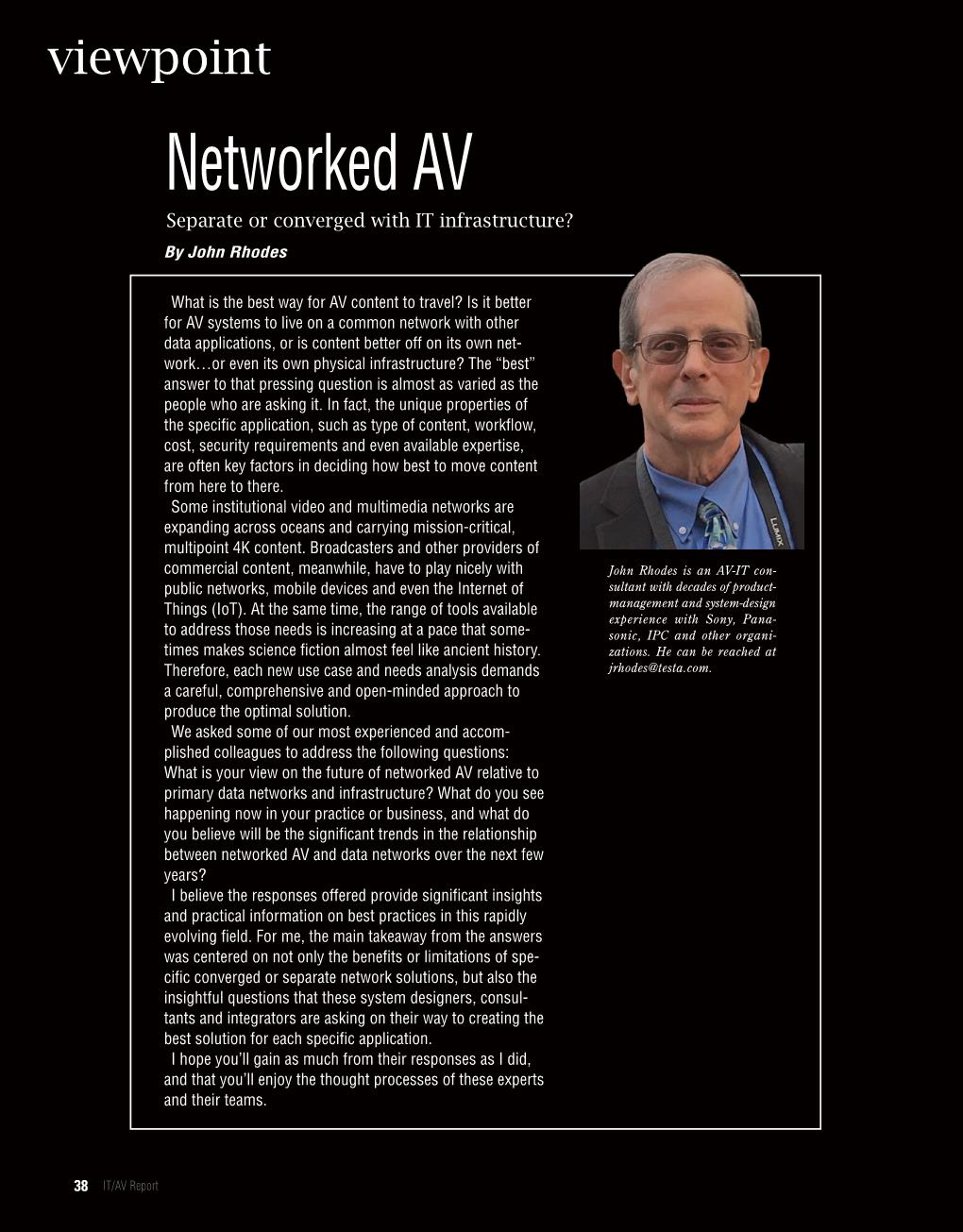 Sound Communication Brian Moores Viewpoint Page 002