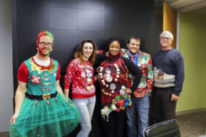SM&W Chicago Ugly Sweater Competition