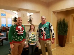 Plymouth Meeting Ugly sweaters