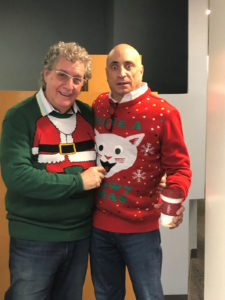 SM&W New York Ugly Sweater Contest