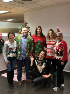 NY Office Ugly Sweaters