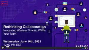 rethinking collaboration video link